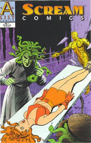 Scream Comics (1998) Vol 1