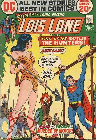 Superman's Girlfriend, Lois Lane Vol 1 124