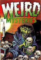 Weird Mysteries Vol 1 7