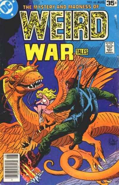 Weird War Tales Vol 1 66