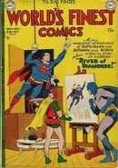 World's Finest Comics Vol 1 52