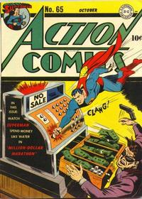 Action Comics Vol 1 65