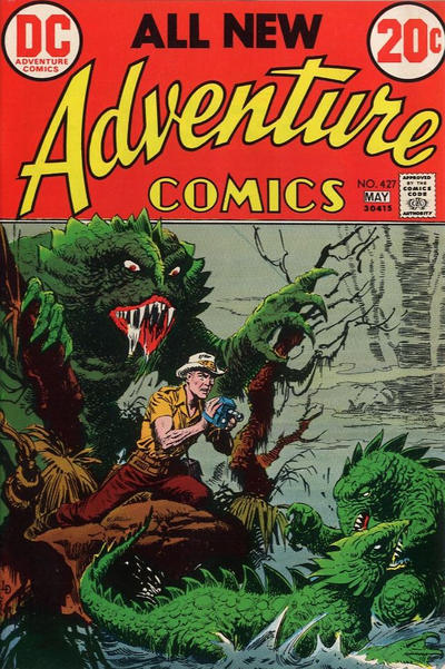 Adventure Comics Vol 1 427