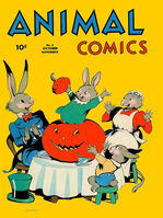 Animal Comics Vol 1 5