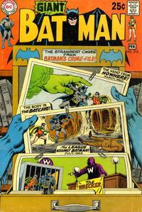 Batman Vol 1 218