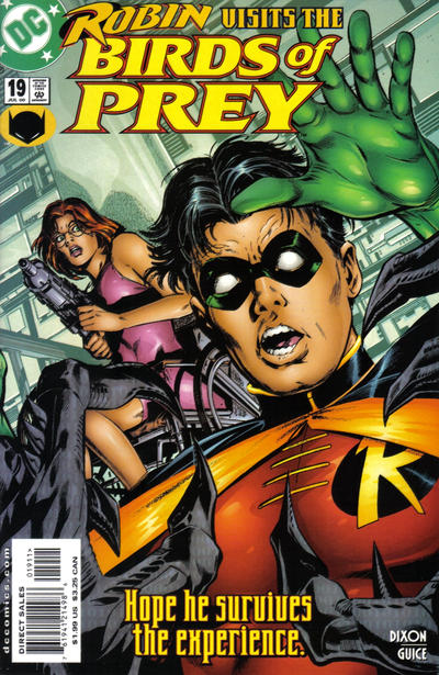 Birds of Prey Vol 1 19