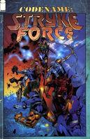Codename Stryke Force TPB