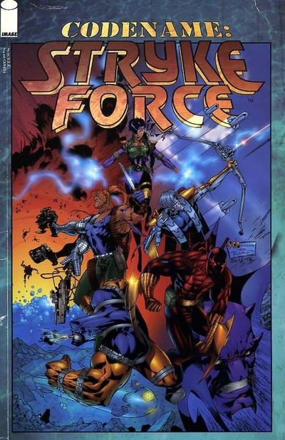 Codename: Stryke Force TPB
