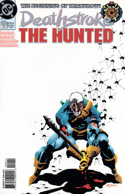 Deathstroke the Hunted Vol 1 0