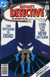 Detective Comics Vol 1 472
