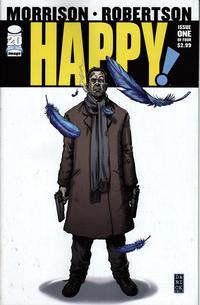 Happy! Vol 1 1