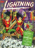 Lightning Comics Vol III 1