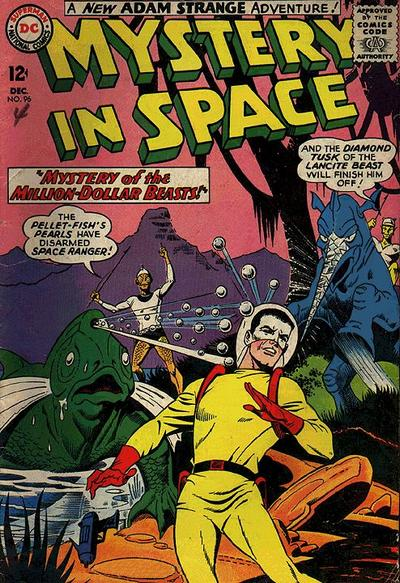 Mystery in Space Vol 1 96