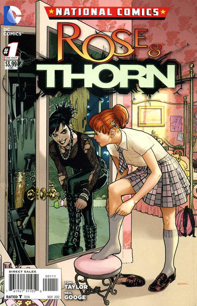 National Comics: Rose and Thorn Vol 1 1