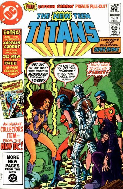 New Teen Titans Vol 1 16