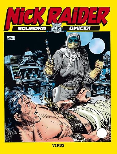 Nick Raider Vol 1 124
