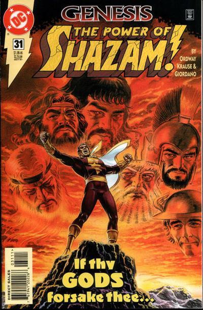 Power of Shazam Vol 1 31