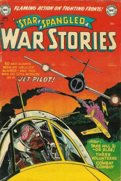 Star-Spangled War Stories Vol 1 5
