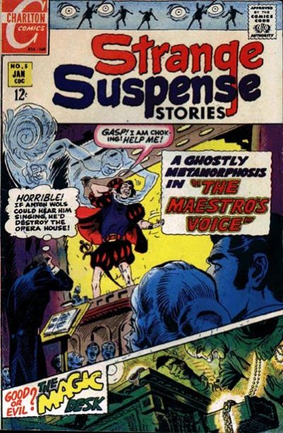 Strange Suspense Stories Vol 2 5