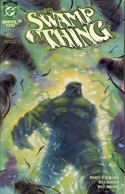 Swamp Thing Annual Vol 2 6