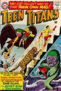 Teen Titans Vol 1 1