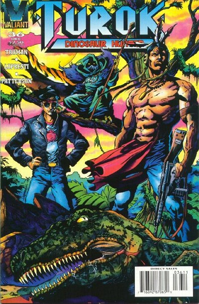 Turok, Dinosaur Hunter Vol 1 36