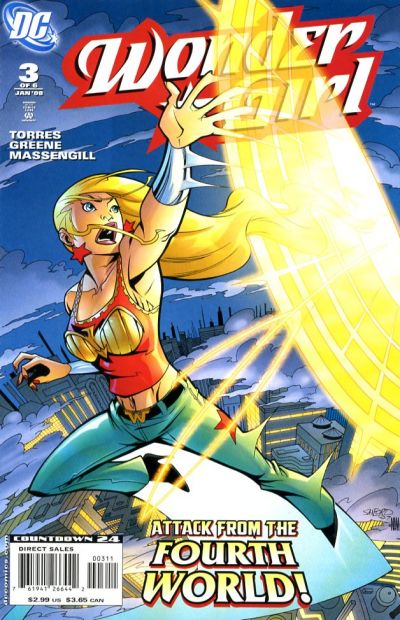 Wonder Girl Vol 1 3
