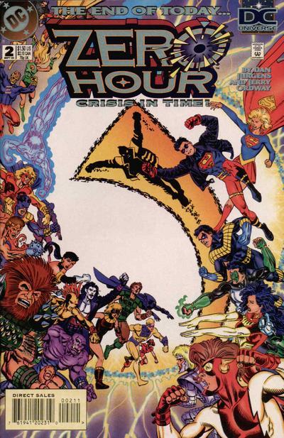 Zero Hour Vol 1 2