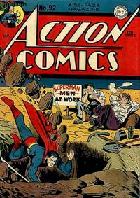 Action Comics Vol 1 92