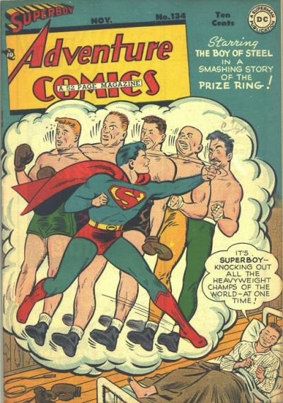Adventure Comics Vol 1 134