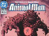 Animal Man Vol 1 48