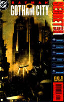 Batman Gotham City Secret Files and Origins Vol 1 1