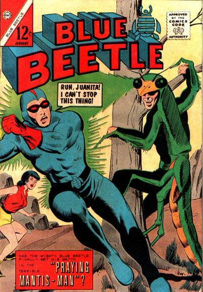 Blue Beetle Vol 3 4
