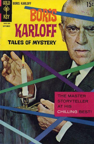 Boris Karloff's Tales of Mystery Vol 1 23