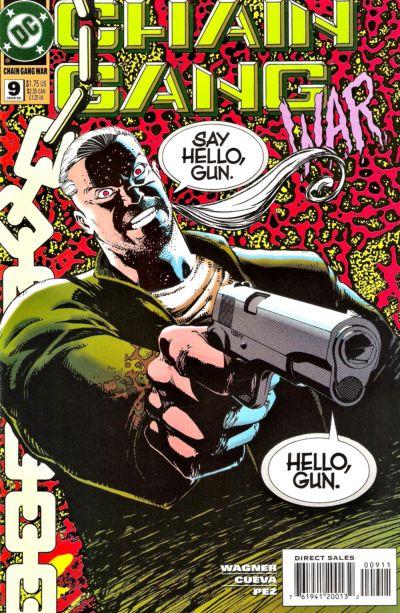 Chain Gang War Vol 1 9