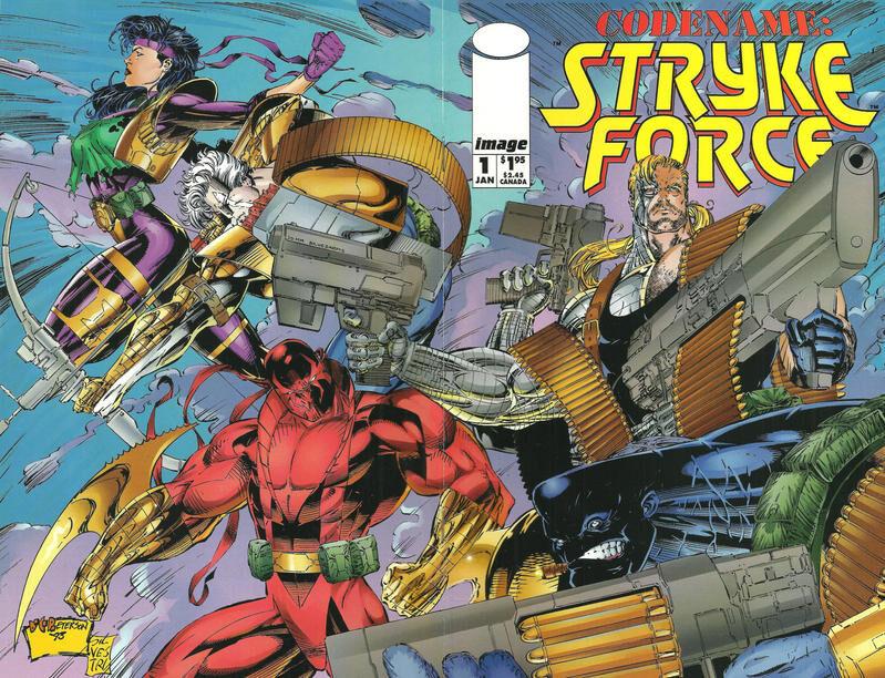 Codename: Stryke Force Vol 1 1