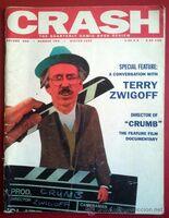 Crash The Quarterly Comic Book Review Vol 1 2