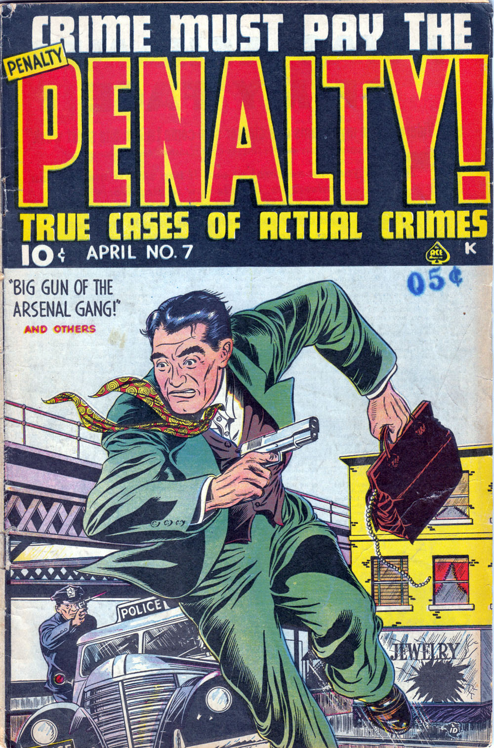 Crime Must Pay the Penalty Vol 2 7