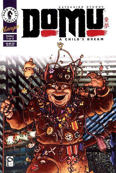 Domu: A Child's Dream Vol 1 1