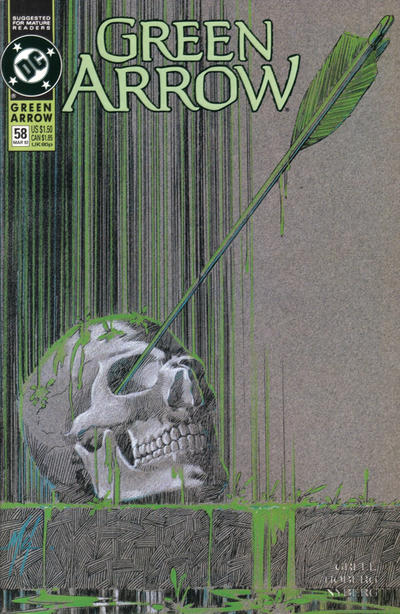 Green Arrow Vol 2 58