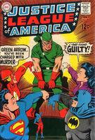 Justice League of America Vol 1 69