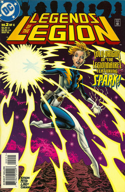 Legends of the Legion Vol 1 2