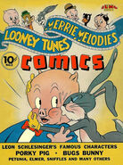 Looney Tunes and Merrie Melodies Comics Vol 1 2