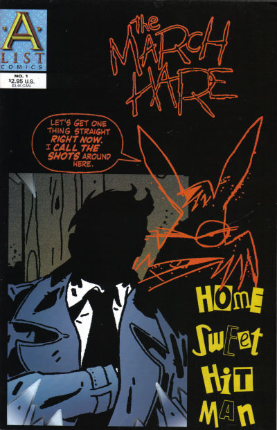 The March Hare Vol 1