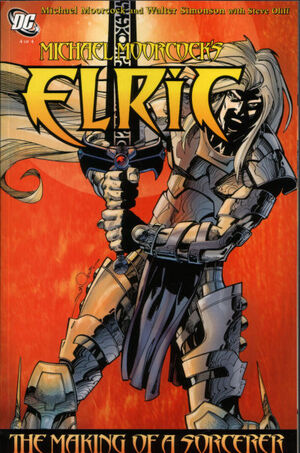 Michael Moorcock's Elric The Making of a Sorcerer Vol 1_4.jpg