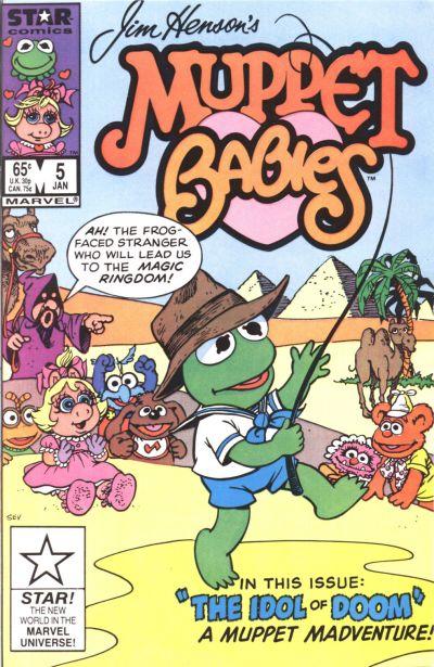 Muppet Babies Vol 1 5