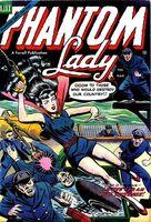 Phantom Lady (Ajax-Farrell) Vol 1 2