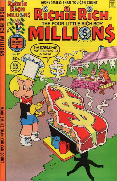 Richie Rich Millions Vol 1 87