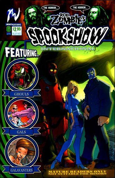 Rob Zombie's Spookshow International Vol 1 6