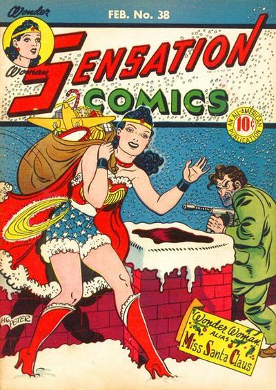 Sensation Comics Vol 1 38